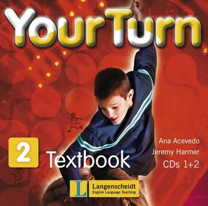 Your Turn 2 - 2 Audio-CDs