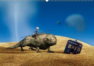 Fremde Welten (Posterbuch DIN A2 quer)