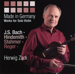 Made In Germany-Works For Solo Violin