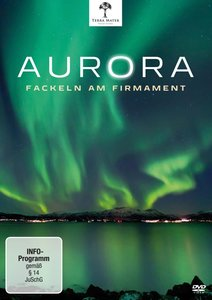 Aurora-Fackeln Am Firmament
