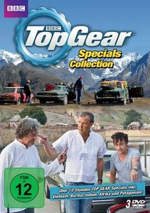Top Gear Specials Collection