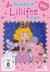 Prinzessin Lillifee TV Serie-DVD 4