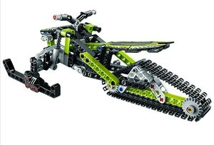 LEGO® Technic 42021 - Schneemobil