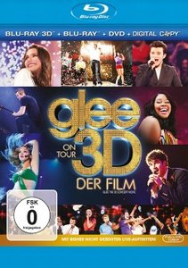 Glee On Tour - Der Film 3D