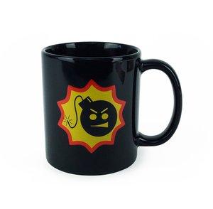 Serious Sam - Tasse / Kaffeebecher - Bomb Logo