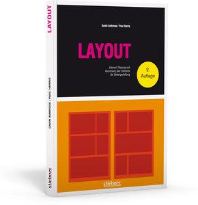 Layout - Entwurf, Planung und Anordnung aller Elemente der Seite