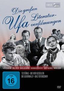Die großen UFA Literaturverfilmungen