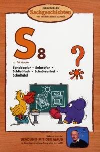 (S8)Sandpapier,Solarofen,Schliessfach