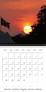 Sri Lanka's hidden treasures (Wall Calendar 2015 300 × 300 mm Sq