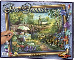 Schipper Malen nach Zahlen - Der Sommer