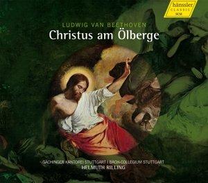 Christus am Ölberge