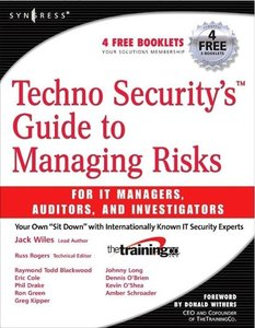 Techno Security's Best Practices for IT Managers, Auditors, and