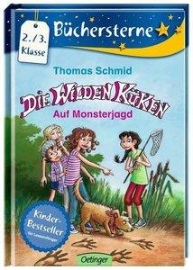 Die Wilden Küken 03. Auf Monsterjagd