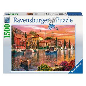 Ravensburger 162802 - Mediterraner Hafen