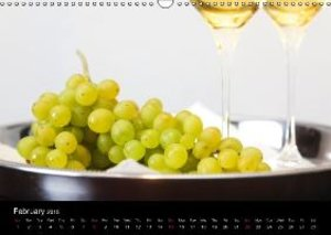 Wine / UK-Version (Wall Calendar 2015 DIN A3 Landscape)