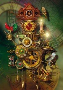 Schmidt Spiele 59273 - Ciro Marchetti, Die Zeit läuft, Puzzle, 1
