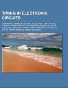 Timing in electronic circuits