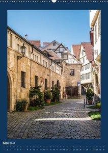 Esslingen am Neckar - Sehenswertes (Wandkalender 2017 DIN A2 hoc
