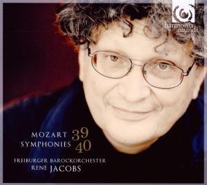 Sinfonien 39 & 40 KV 543 & 550