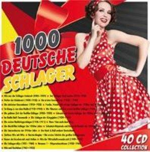 1000 Deutsche Schlager