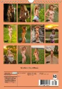 Model Lena Natural Beauty (Wall Calendar 2015 DIN A4 Portrait)