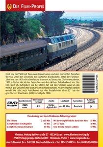 221 127-Die Grosse Bundesbahn-V 200