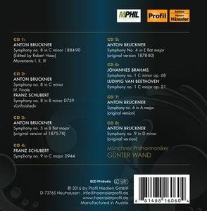 Münchner Philharmoniker/Günter Wand