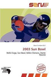 2003 Sun Bowl