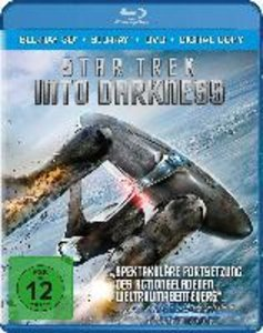 STAR TREK XII - Into Darkness (3D Superset)