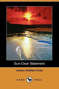 Sun-Clear Statement (Dodo Press)