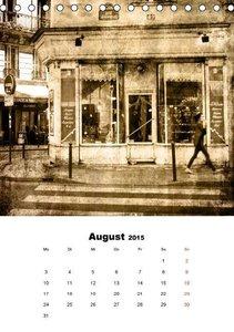 Dobrindt, J: Paris with Love (Tischkalender 2015 DIN A5 hoch