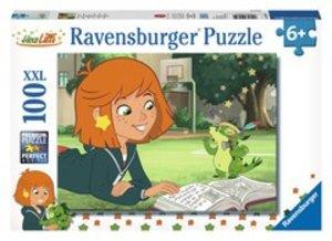 Ravensburger 10535 - Lilli und ihr Drache Hektor, XXL Puzzle, 10