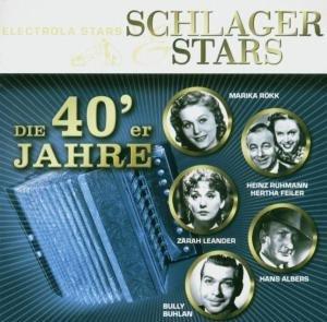 Schlager & Stars:Die 40er Jahre