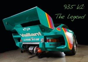 Porsche 935 K2: The Legend (Posterbuch DIN A2 quer)
