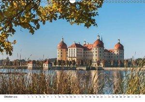 Sachsen (Wandkalender 2016 DIN A3 quer)