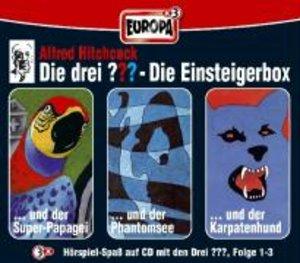 Die drei ??? Box 01. Folgen 1-3 (drei Fragezeichen). 3 CDs