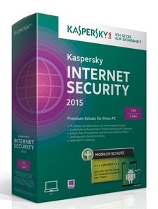 Kaspersky Internet Security 2015 + Android Sec.