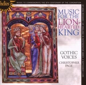Music For The Lionhearted King