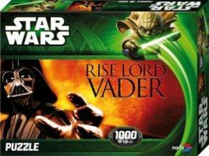 Star Wars Epiode 2/3 1000tlg. Puzzle Rise Vader