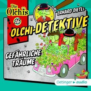 Olchi-Detektive 16 Gefährliche Träume (CD)