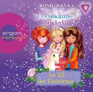 Drei Freundinnen Im Wunderland(2)-Einhörner
