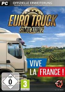 Euro Truck Simulator 2 - Vive la France! (Addon)