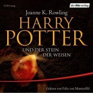 Harry Potter 1 und der Stein der Weisen. Ausgabe für Erwachsene