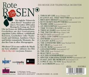 Rote Rosen-Die Musik Zur Telenovela Im Ersten