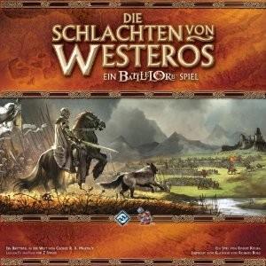 Heidelberger Spieleverlag hei00322 - Schlachten von Westeros - zum Schließen ins Bild klicken
