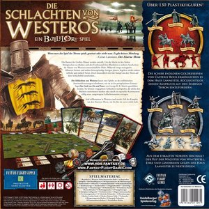 Heidelberger Spieleverlag hei00322 - Schlachten von Westeros
