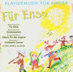Klaviermusik Für Kinder-Für Elise