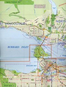 Vancouver 1 : 20 000