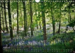 Great British Creative Landscapes (Wall Calendar 2015 DIN A4 Lan