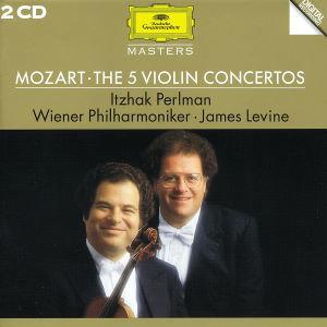 Sämtliche Violinkonzerte 1-5 (GA)/+